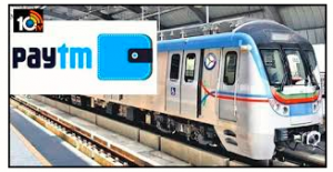 Paytm, Hyderabad Metro tie-up for QR-based tickets