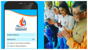 The government launched 'Humsafar' mobile app for doorstep diesel delivery