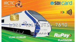 Indian Railways, SBI Card launched Contactless Credit Card on RuPay Platform
