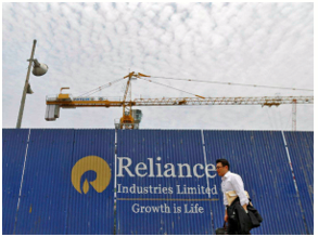 Reliance Industries overtakes Exxon to become world's No. 2 energy company