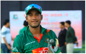 Young Bangladesh pacer delivered two-year ban for a doping violation