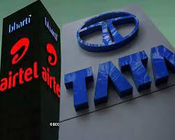 A Partnership of Bharti Airtel and Tata Group 5G Network